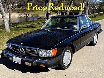 1986 Mercedes-Benz 560SL for sale 100777007