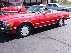 1986 Mercedes-Benz 560SL for sale 100780650