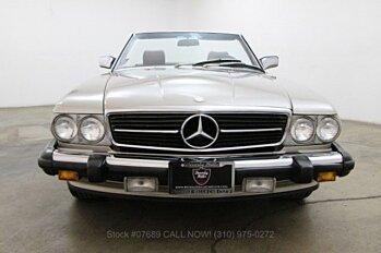 1986 Mercedes-Benz 560SL for sale 100830972