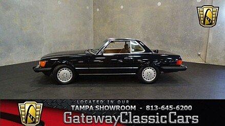 1986 Mercedes-Benz 560SL for sale 100833568