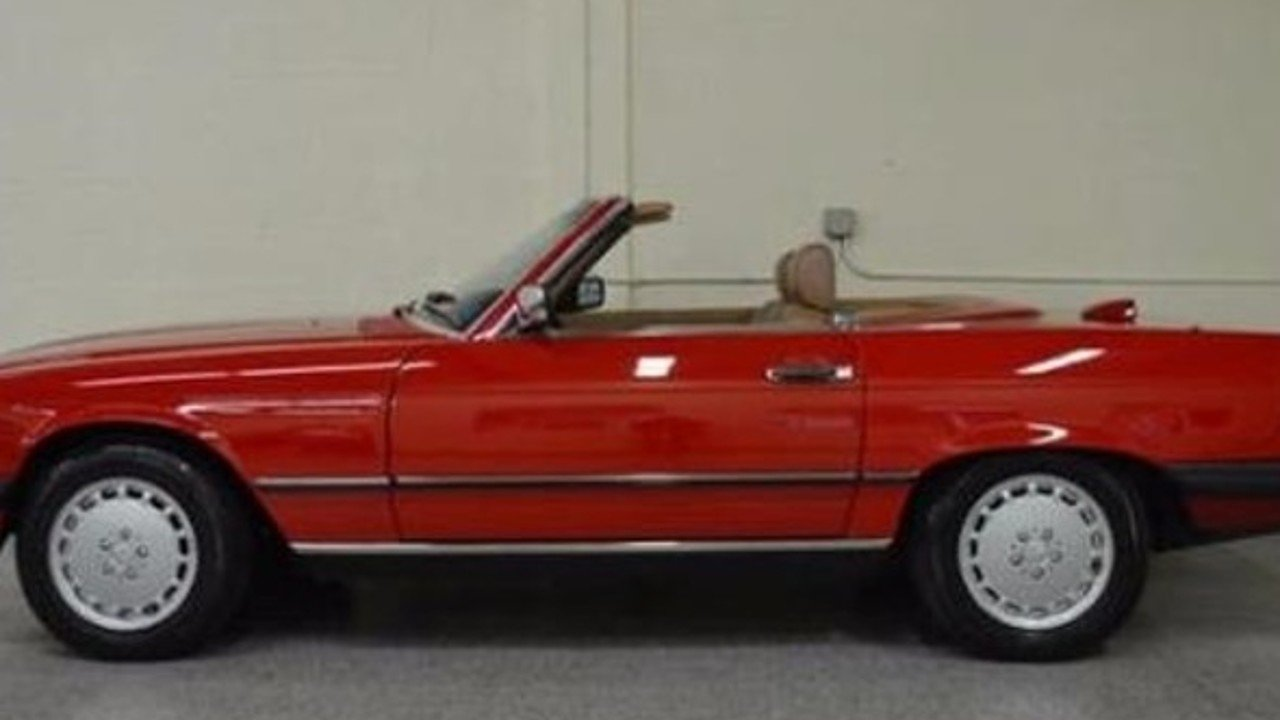 1986 Mercedes-Benz 560SL for sale 100794388