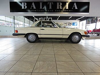 1986 Mercedes-Benz 560SL for sale 100890166