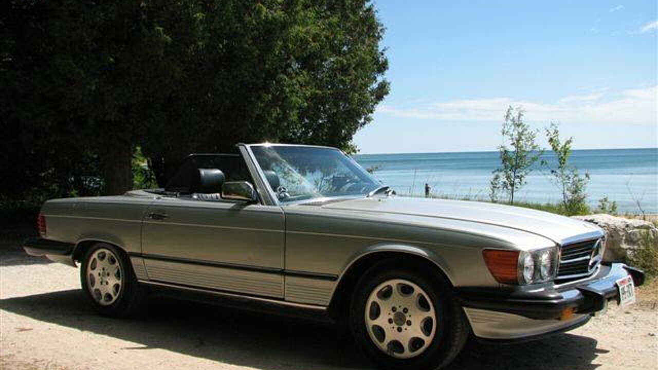 1986 mercedes benz 560sl for sale 100890639