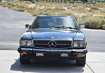 1986 Mercedes-Benz 560SL for sale 100901234
