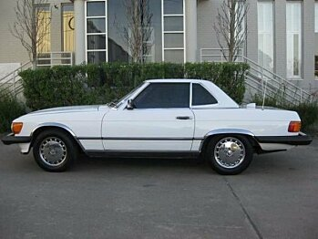 1986 Mercedes-Benz 560SL for sale 100908205