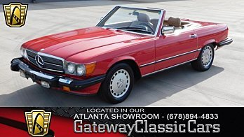 1986 Mercedes-Benz 560SL for sale 100964699