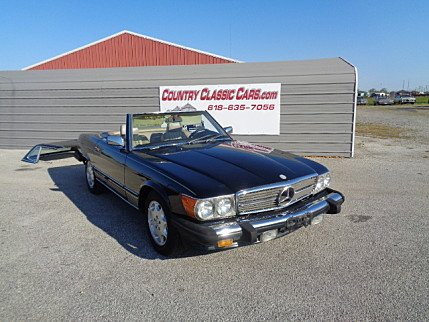 1986 Mercedes-Benz 560SL for sale 100905906