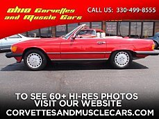 1986 Mercedes-Benz 560SL for sale 100780650