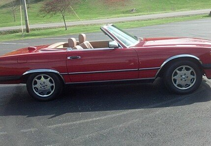 1986 Mercedes-Benz 560SL for sale 100791549