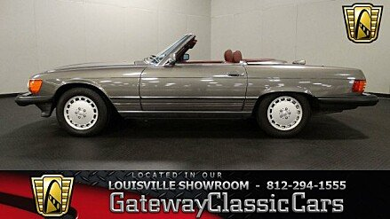 1986 Mercedes-Benz 560SL for sale 100874918