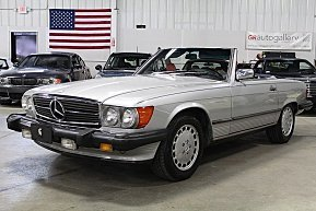 1986 Mercedes-Benz 560SL for sale 100888916
