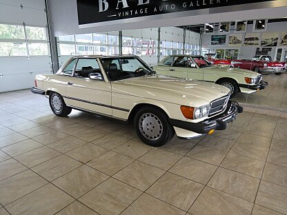 1986 Mercedes-Benz 560SL for sale 100890166