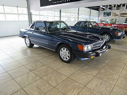 1986 Mercedes-Benz 560SL for sale 100890168
