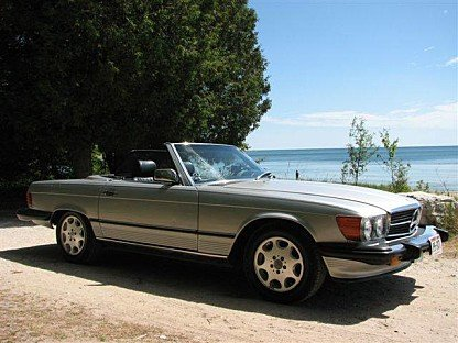 1986 Mercedes-Benz 560SL for sale 100890639