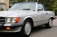 1986 Mercedes-Benz 560SL for sale 100908314