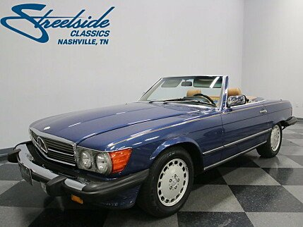 1986 Mercedes-Benz 560SL for sale 100908387