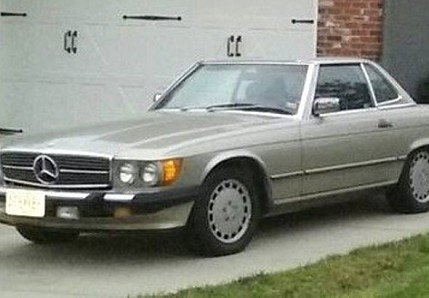 1986 Mercedes-Benz 560SL for sale 100926632