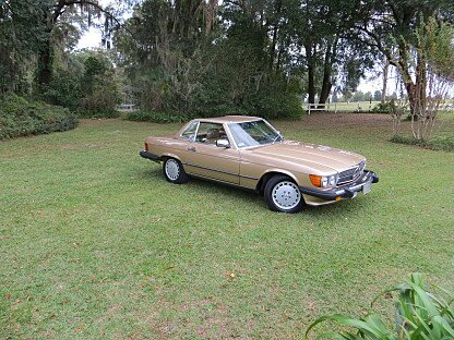 1986 Mercedes-Benz 560SL for sale 100945916
