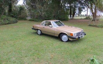 1986 Mercedes-Benz 560SL for sale 100945916