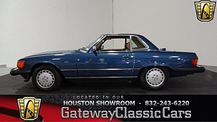 1986 Mercedes-Benz 560SL for sale 100949137