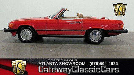 1986 Mercedes-Benz 560SL for sale 100950394