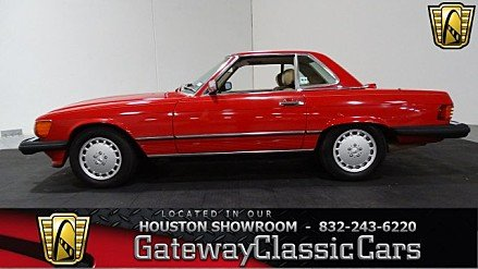1986 Mercedes-Benz 560SL for sale 100950667
