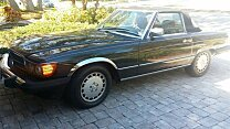1986 Mercedes-Benz 560SL for sale 100955211
