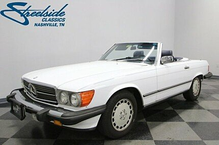 1986 Mercedes-Benz 560SL for sale 100956575