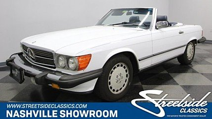 1986 Mercedes-Benz 560SL for sale 100980954