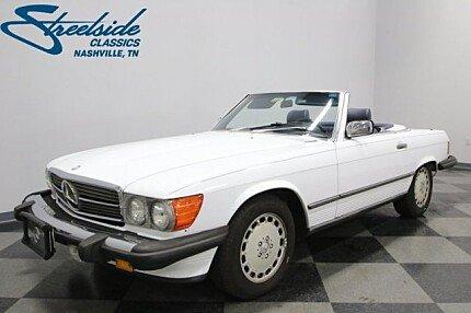 1986 Mercedes-Benz 560SL for sale 100980954