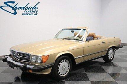 1986 Mercedes-Benz 560SL for sale 100983582