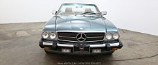 1986 Mercedes-Benz 560SL for sale 100987503