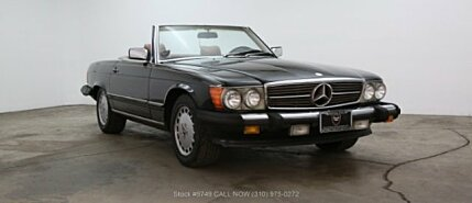 1986 Mercedes-Benz 560SL for sale 100991552