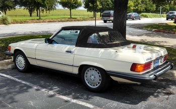 1986 Mercedes-Benz 560SL for sale 101000309