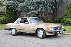 1986 Mercedes-Benz 560SL for sale 101004156