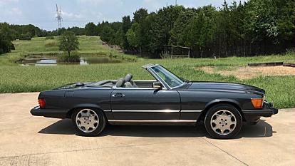 1986 Mercedes-Benz 560SL for sale 101005417