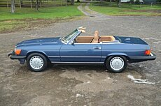 1986 Mercedes-Benz 560SL for sale 101009515