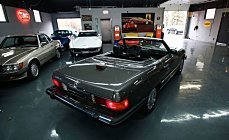 1986 Mercedes-Benz 560SL for sale 101017098
