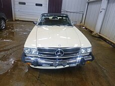 1986 Mercedes-Benz 560SL for sale 101031482