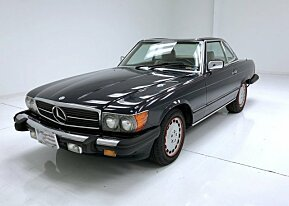 1986 Mercedes-Benz 560SL for sale 101043748