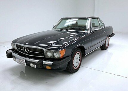1986 Mercedes-Benz 560SL for sale 101043748