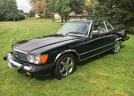 1986 Mercedes-Benz 560SL for sale 101046407