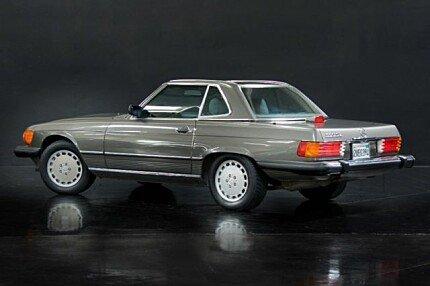 1986 Mercedes-Benz 560SL for sale 101053005
