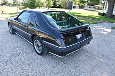 1986 Mercury Capri ASC McLaren for sale 100887599
