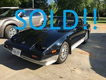 1986 Nissan 300ZX Turbo Hatchback for sale 100831828