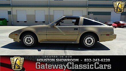 1986 Nissan 300ZX Hatchback for sale 100950337