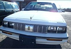 1986 Oldsmobile Cutlass Ciera for sale 100780510