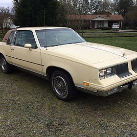 Autotrader classics for 1986 oldsmobile cutlass salon for sale