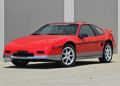 1986 Pontiac Fiero GT for sale 100735445