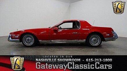 1986 Pontiac Fiero SE for sale 100739924